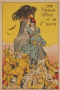 "French ww1 poster - Un dernier effort et on l'aura""  (""One last try and we'll have it)"